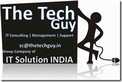 the tech guy Logo small