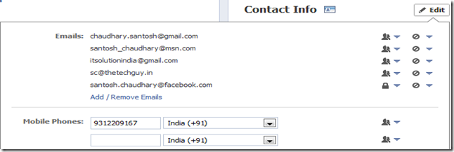 Using A Facebook Email Address? You Are Now!!! | IT Solution INDIA,