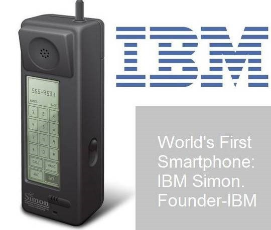 World's first smartphone, IBM Simon, turns 20
