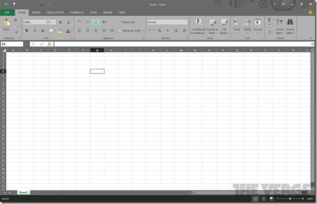 Microsoft Office 16 Excel
