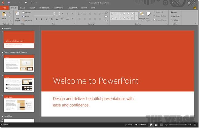 Microsoft Office 16 PowerPoint