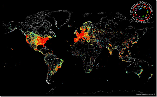 internet connectivity map 1