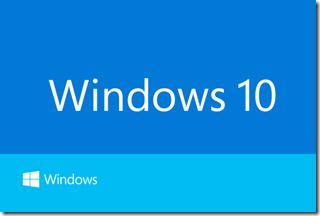 Microsft Windows 10 Logo
