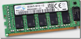 Samsung 128GB DDR4 RAM