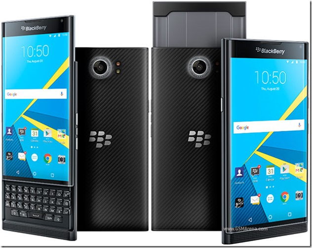 The BlackBerry Priv An android phone (2)