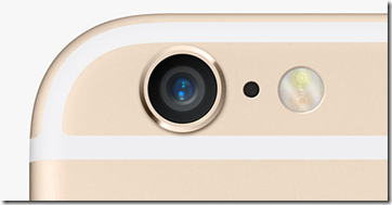 Iphone 6Camera