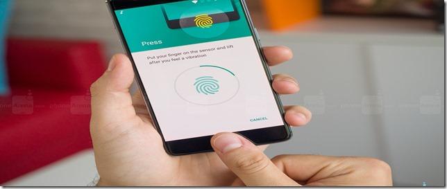 One-of-the-fastest-fingerprint-readers