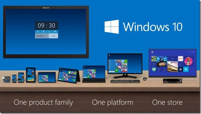 The next generation of Windows Windows 10